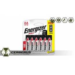 Energizer MAX AA Batteries...