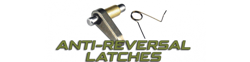 Anti-Reversal Latches